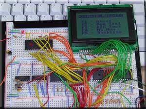 NCS 2056T Breadboard Computer Kit