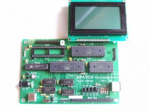 NCS-EB50 Pre-assembled board ― APATCO Technologies