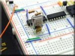 NCS-2056T Educational Breadboard Computer Kit - Uses 6502 processor!
